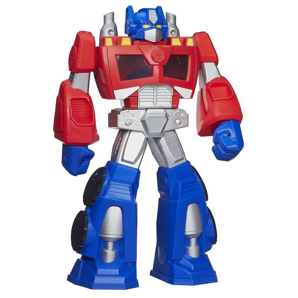 Rescue Bots Optimus Prime