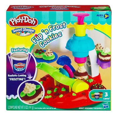 Conjunto Play-Doh Biscoitos e Cookies