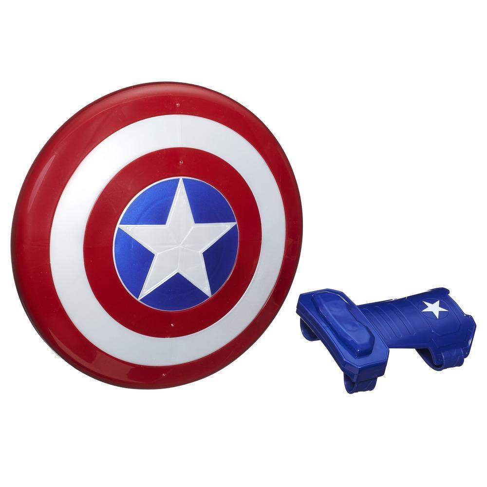 Escudo Magnético Vingadores Capitão América