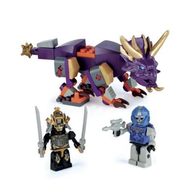 KRE-o - Kit Dinobot Charge - Coleção Transformers: A Era da Extinção