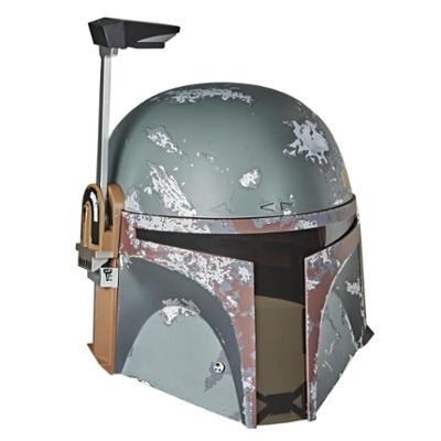 Star Wars The Black Series Boba Fett  - Capacete Eletrónico