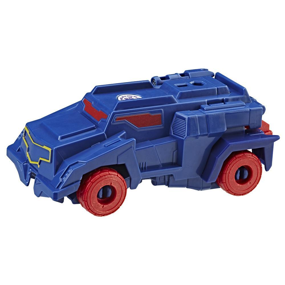 TRANSFORMERS ROBOTS IN DISGUISE 1 PASSO SOUNDWAVE