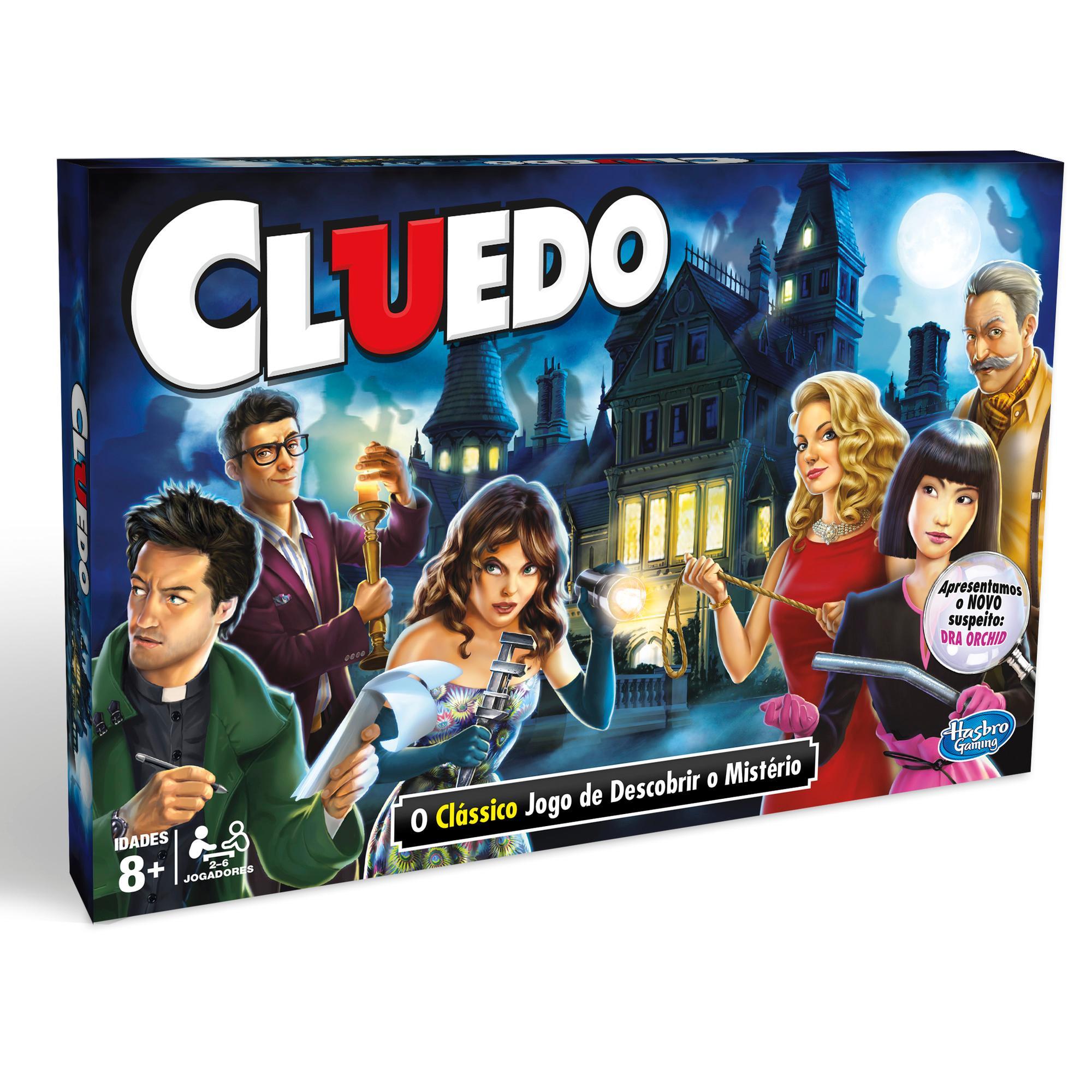 cluedo classic zettel