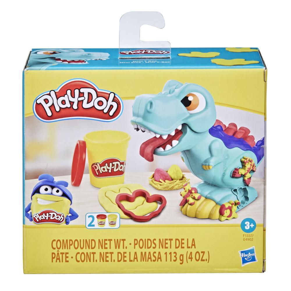 PLAY-DOH MINI T REX