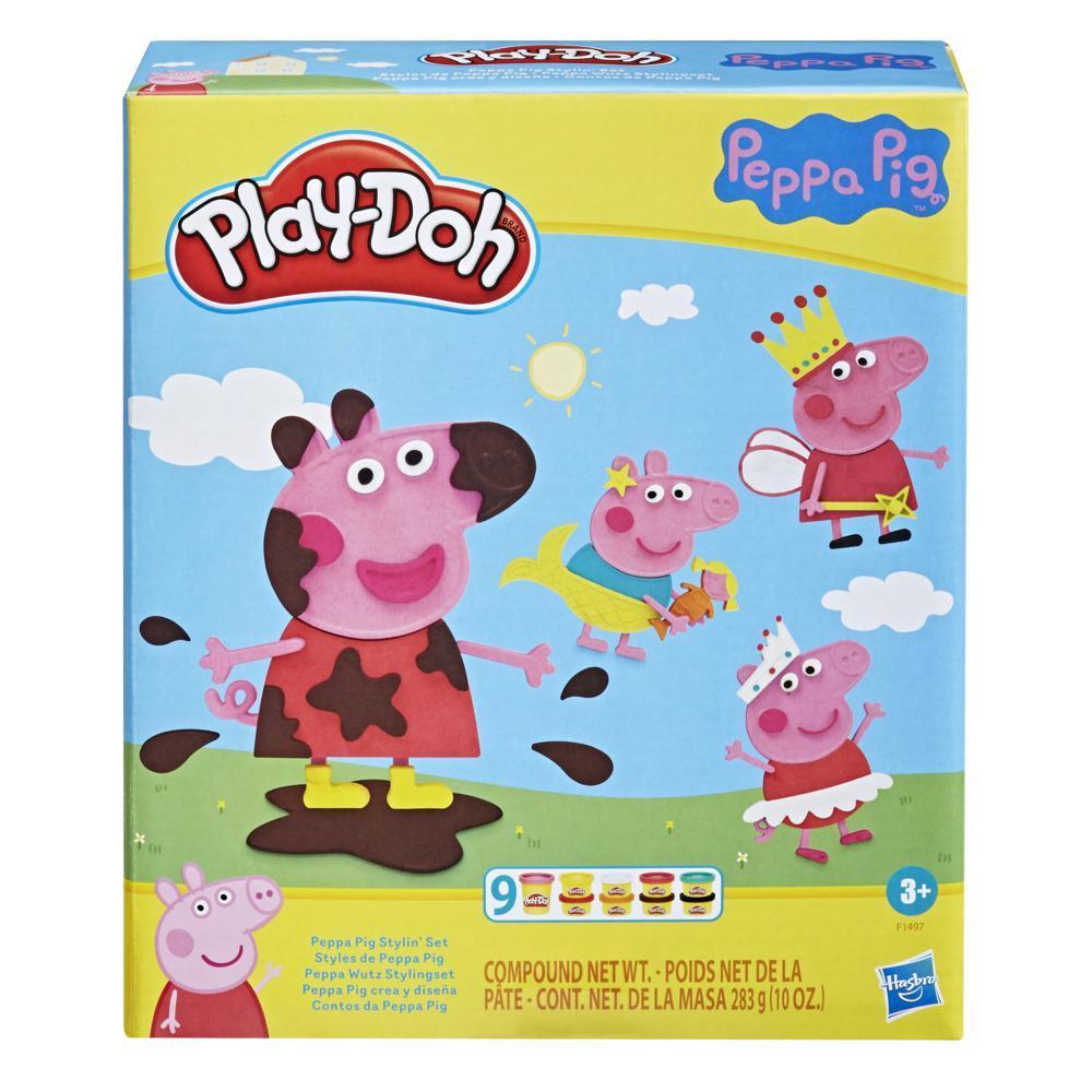 PLAY-DOH PEPPA PIG CRIA E DESENHA