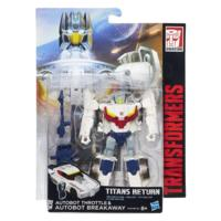 Transformers Generations Titans Return Autobot Breakaway and Autobot Throttle