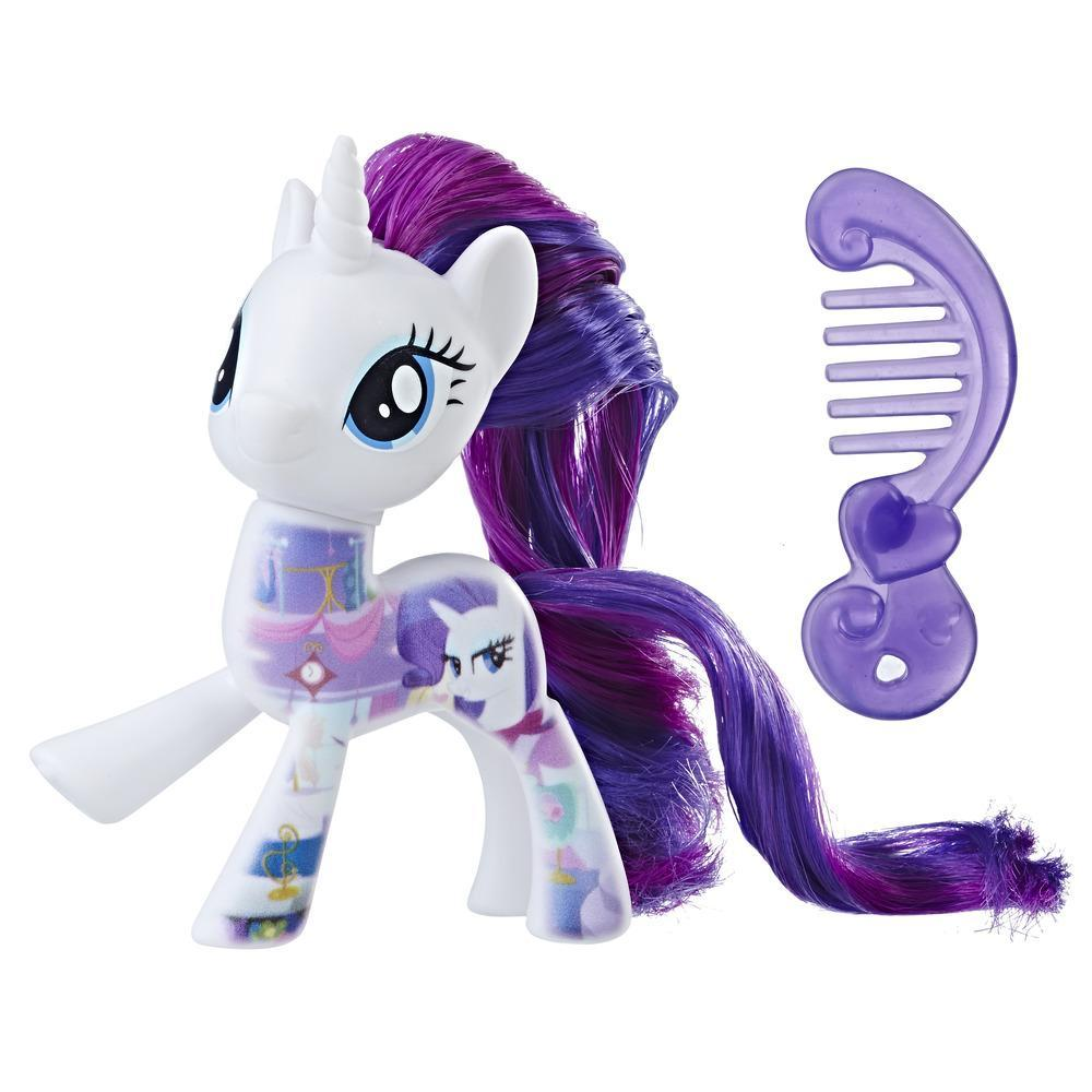 MY LITTLE PONY AMIGAS PONY RARITY