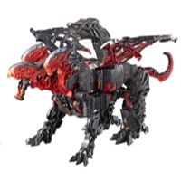 TRANSFORMERS 5- TURBO CHANGE DRAGON