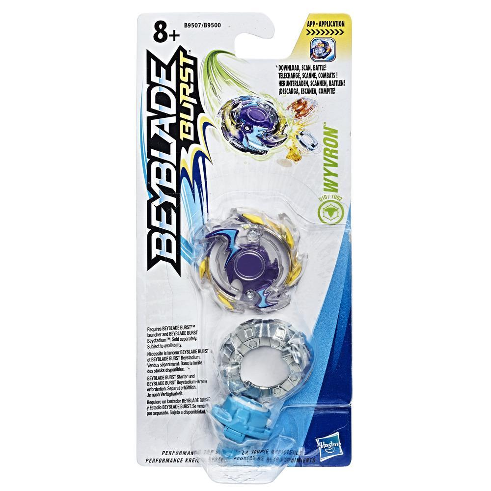 Beyblade Burst Single Top Packs Wyvron
