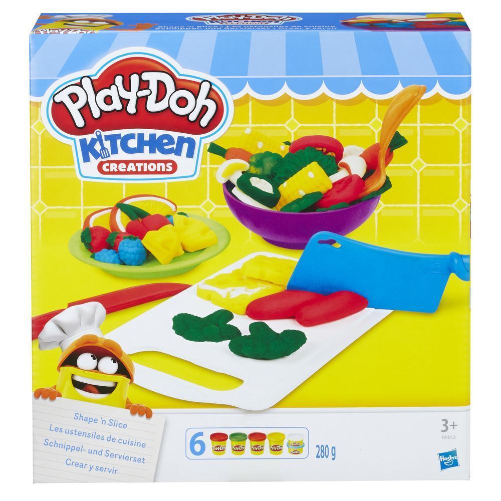 PLAY-DOH ACESSÓRIOS DE COZINHA