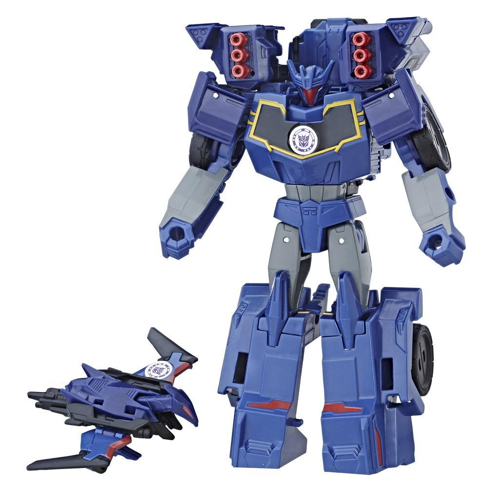 TRANSFORMERS ROBOT IN DISGUISE ACTIVATOR SOUNDWAVE