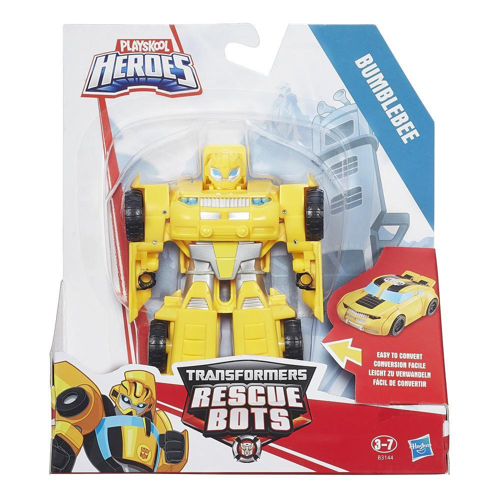 TRANSFORMERS RESCUE BOTS RESCAN