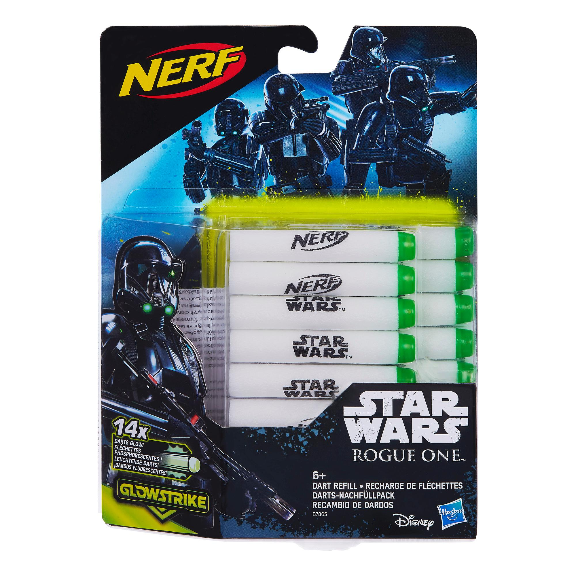 Star Wars Rogue One Nerf GlowStrike Dart Refill