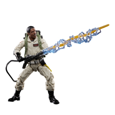 Ghostbusters Plasma Series Winston Zeddemore Figura