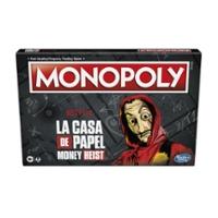 MONOPOLY LA CASA DE PAPEL/ MONEY HEIST