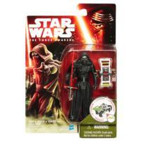 Star Wars: A Força Desperta - Figura de 9,5 cm - Missão na Floresta Kylo Ren