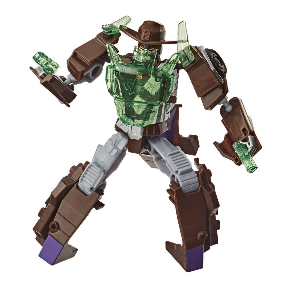 TRANSFORMERS CYBERVERSE  BATTLE CALL TROOPER   WILDWHEEL