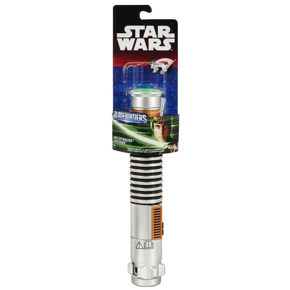 Star Wars: O Regresso de Jedi - Sabre de Luz Extensível de Luke Skywalker