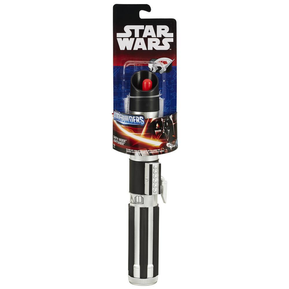 Star Wars: Uma Nova Esperança - Sabre de Luz Extensível de Darth Vader