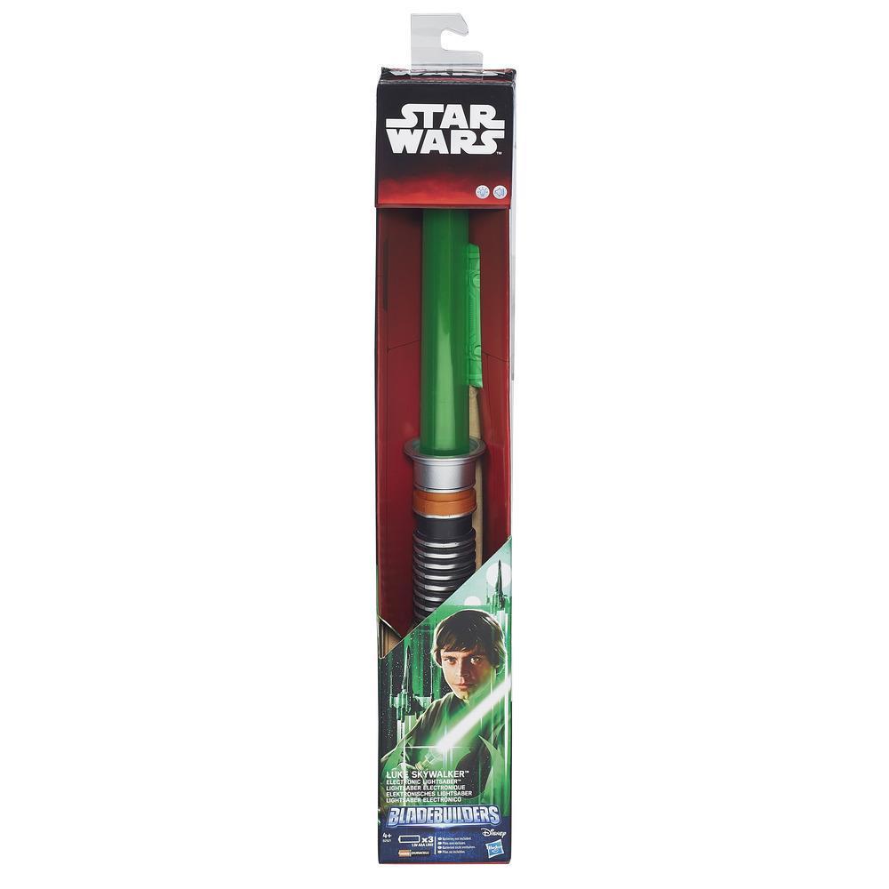 Star Wars: O Regresso de Jedi - Sabre de Luz Eletrónico de Luke Skywalker