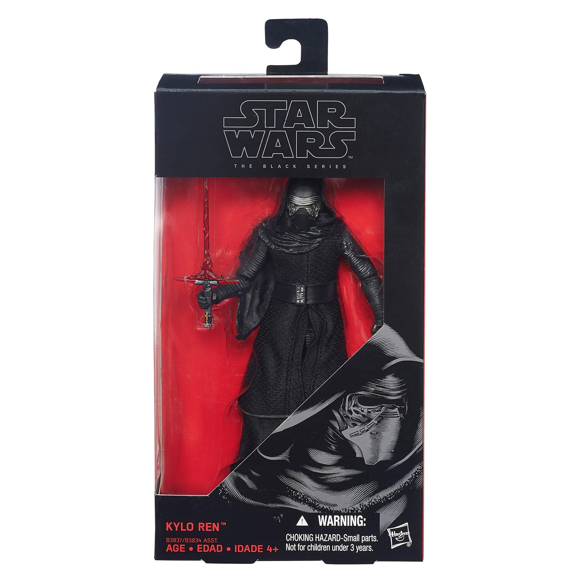 Star Wars - Kylo Ren de 15,25 cm Black Series