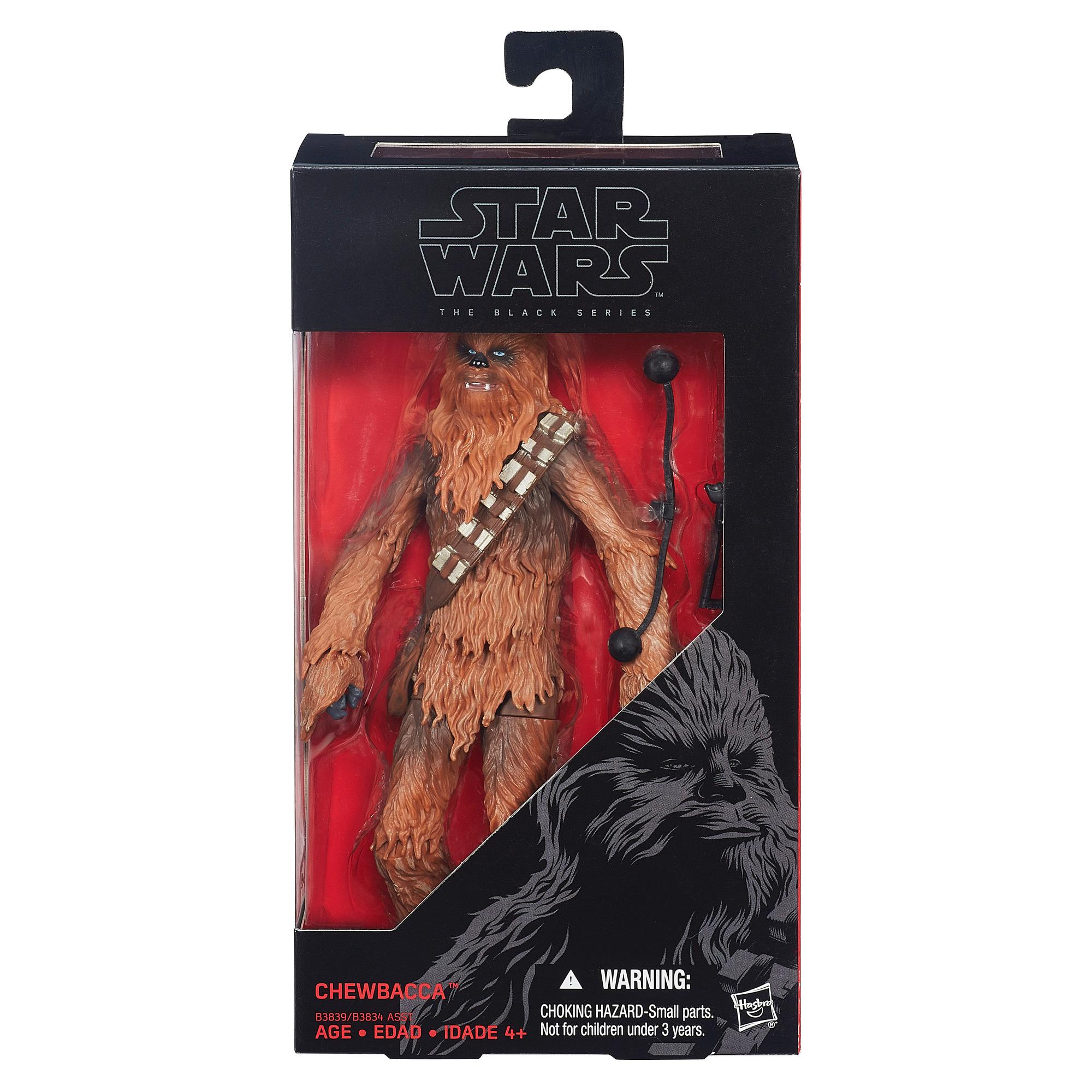 Star Wars - Chewbacca de 15,25 cm Black Series