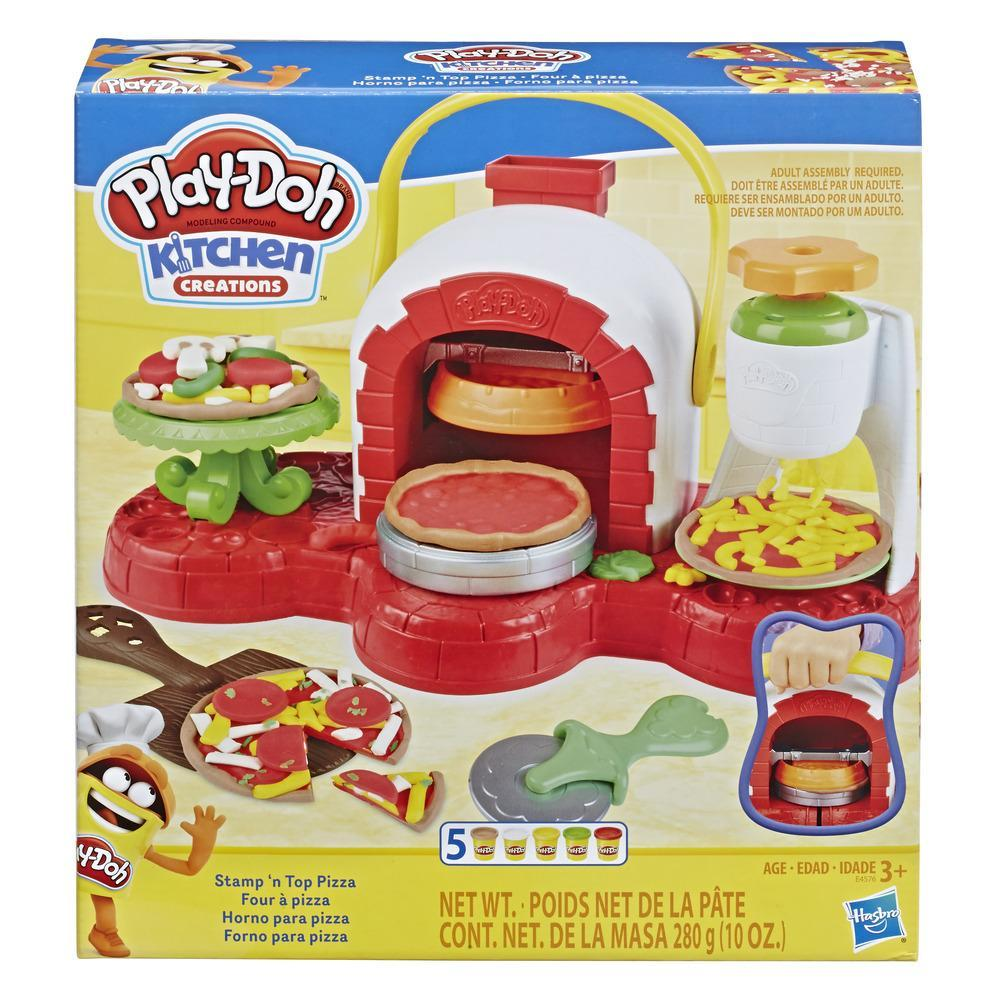 PLAY-DOH FORNO DE PIZZA