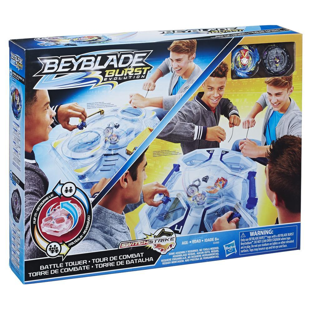 BEYBLADE FEATURE BATTLE STADIUM