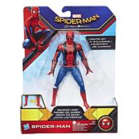 SPIDERMAN WEB CITY LANÇA REDES SPIDERMAN 15 CM