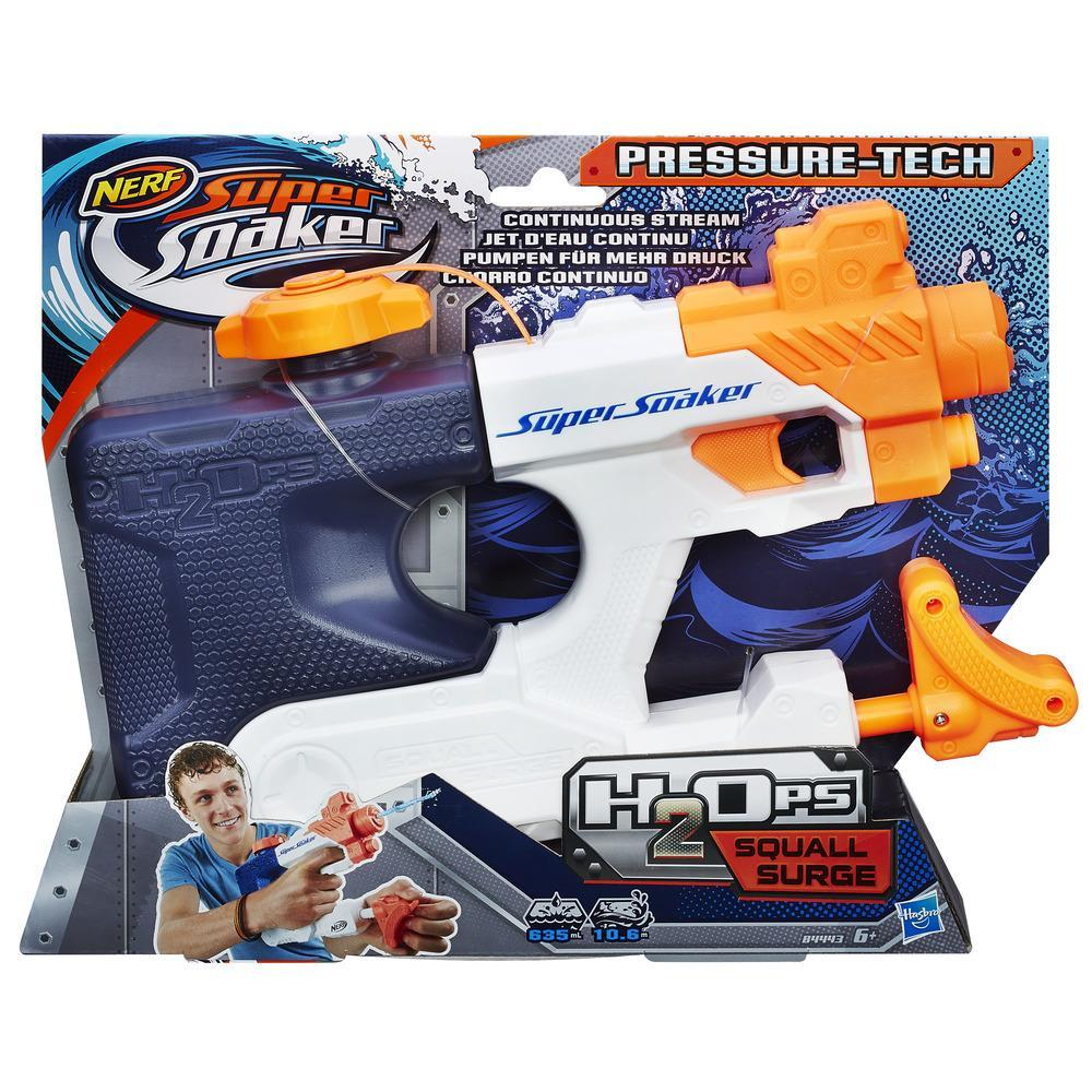 SUPER SOAKER H2OPS SQUALL SURGE