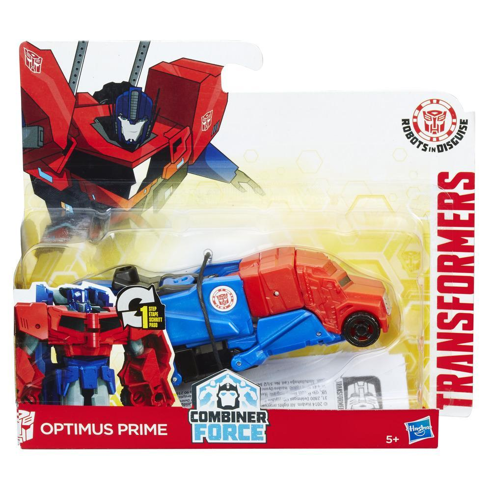 TRANSFORMERS RID 1 PASSO OPTIMUS