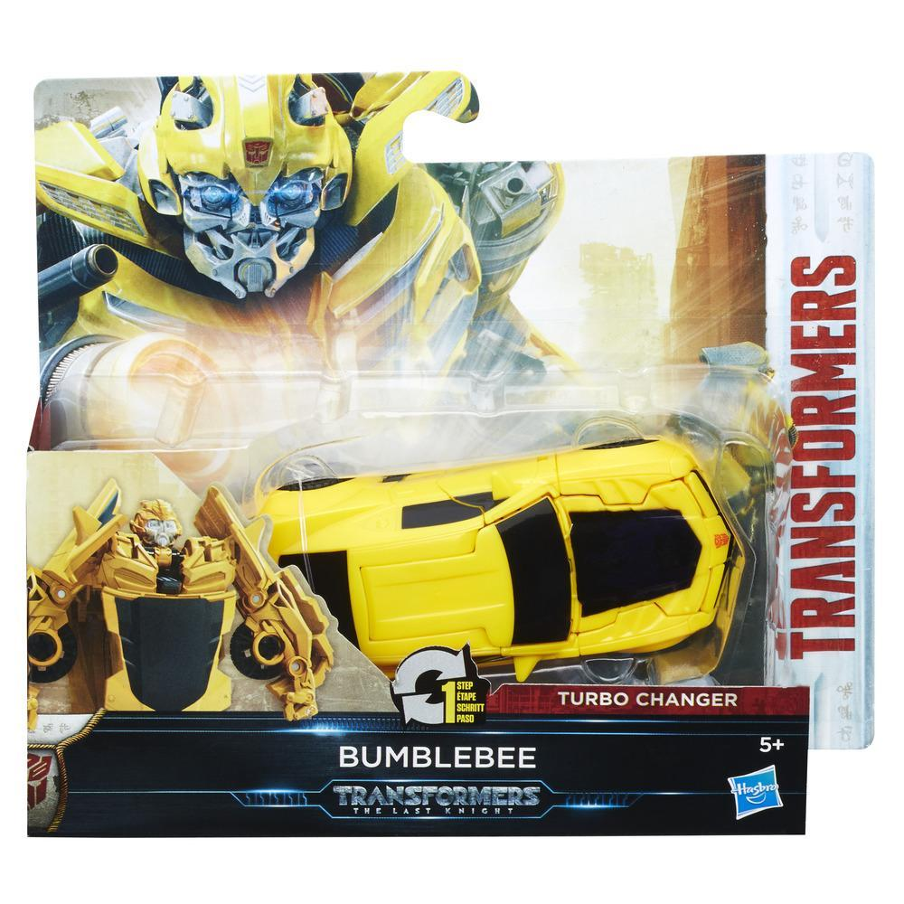 TRANSFORMERS 5- TURBO CHANGERS BULBLEBEE