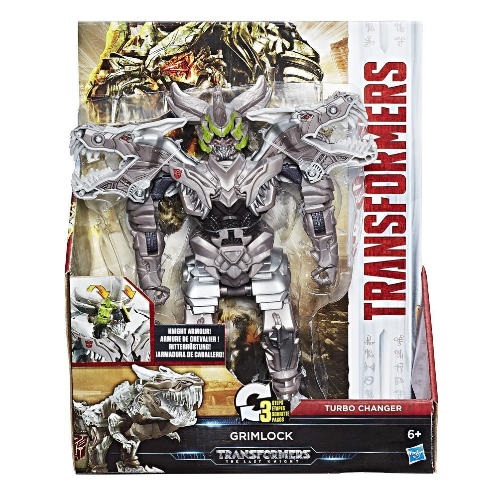 TRANSFORMERS 5- ARMOR UP GRIMLOCK