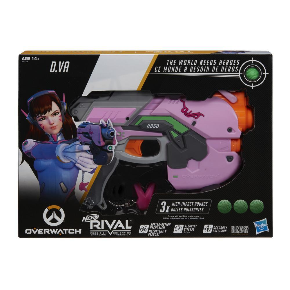NERF RIVAL OVERWTCH D.VA