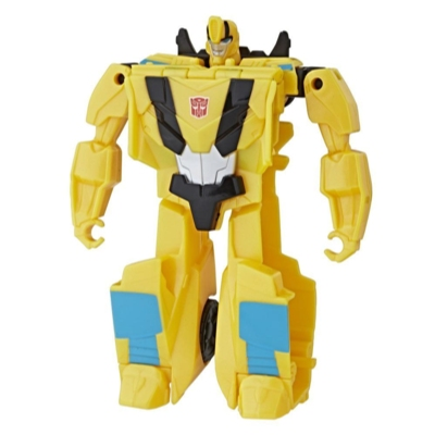 Transformers Cyberverse 1-Step Changer Bumblebee