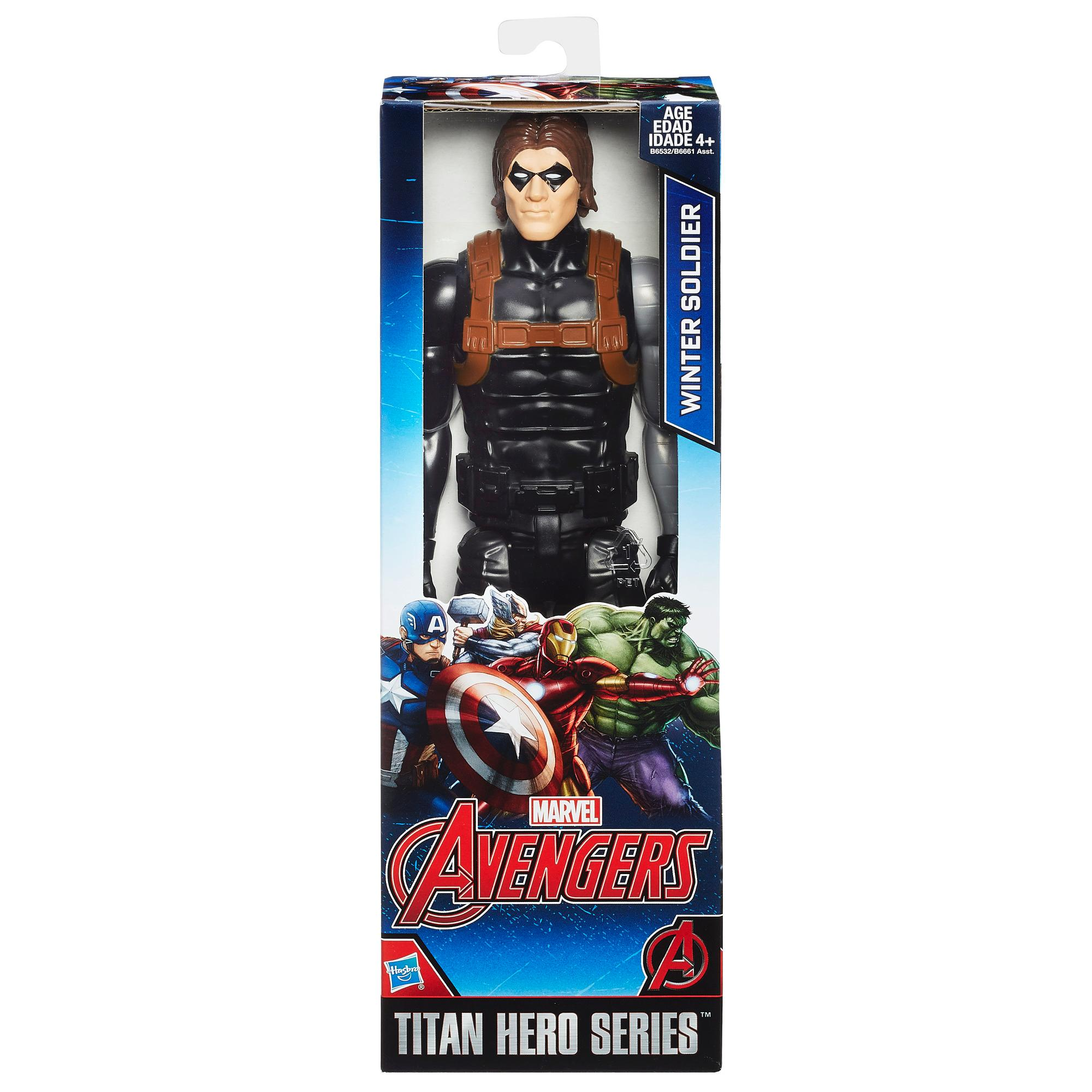 Avengers WINTER SOLDIER Titan Hero