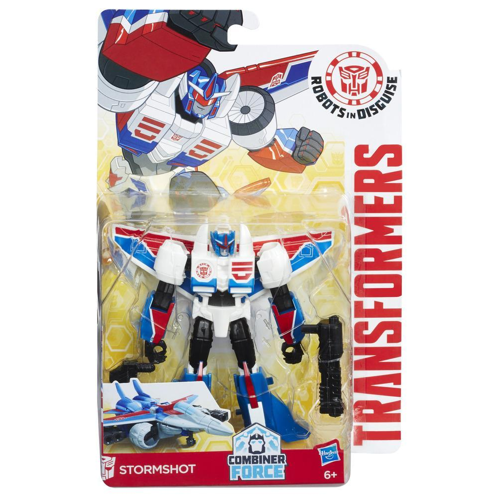 Transformers RID Combiner Force Warriors Class Stormshot