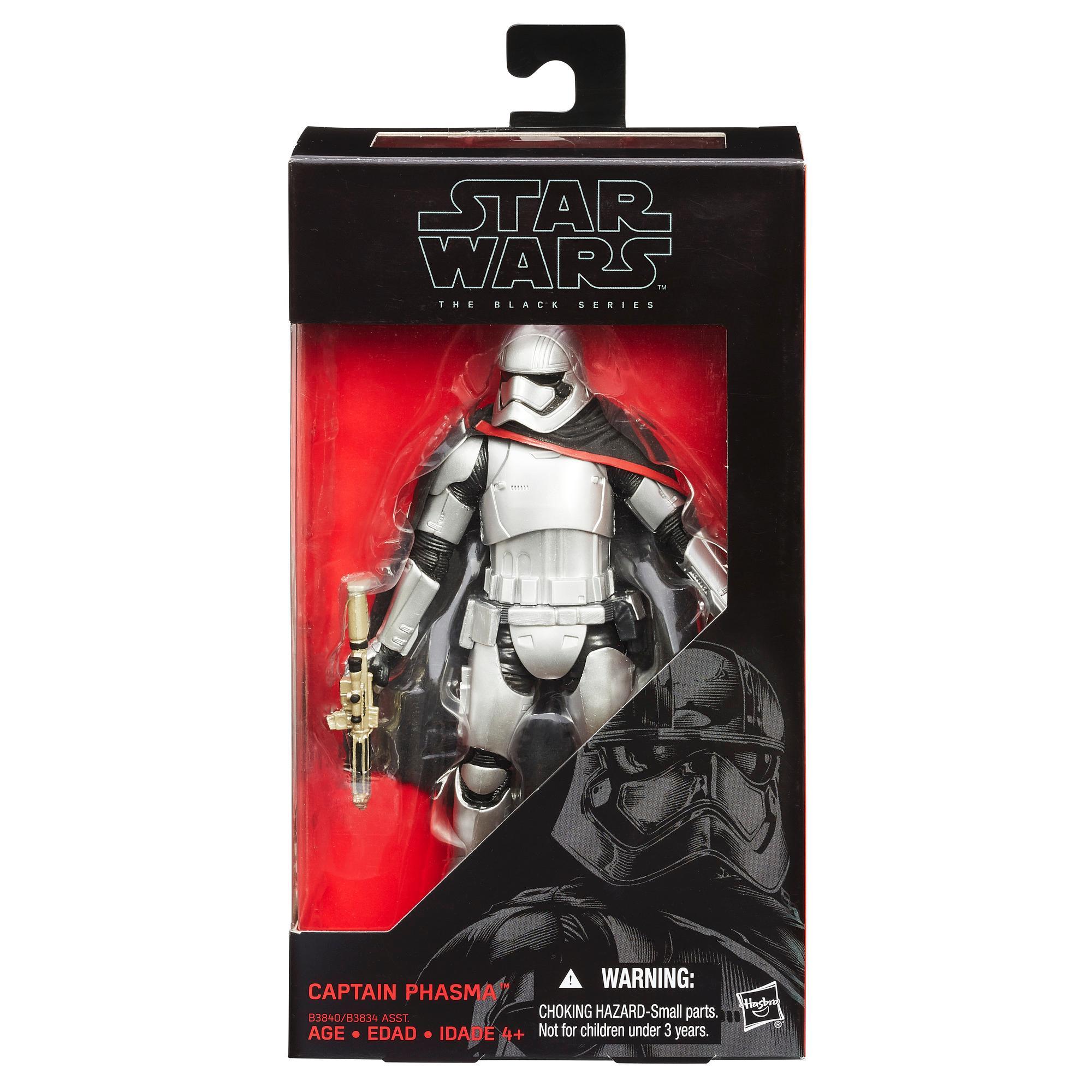 Star Wars – The Black Series Capitan Phasma 15 cm