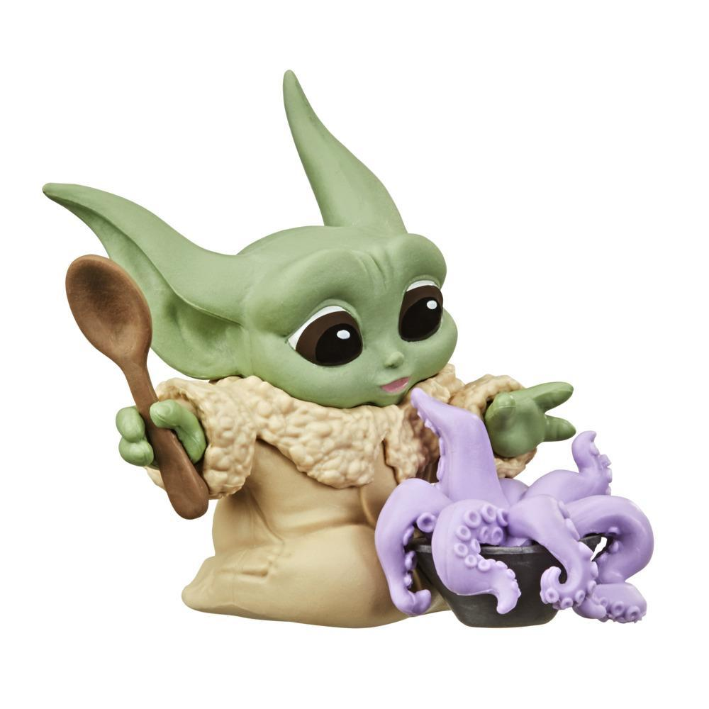 Star Wars The Bounty Collection Series 3 The Child na pose Sopa Com Tentáculo Surpresa