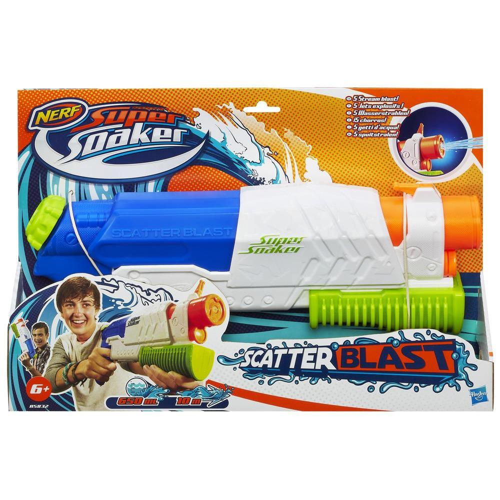 SUPER SOAKER SCATTERBLAST