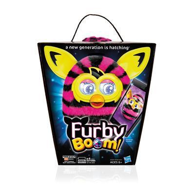 Novo Furby Boom (Straight Stripes)