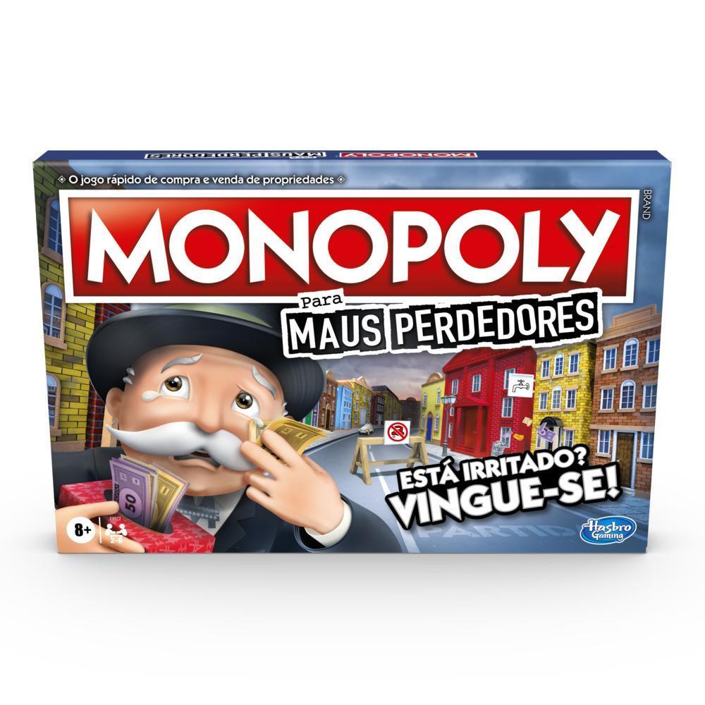 Monopoly Para Maus Perdedores