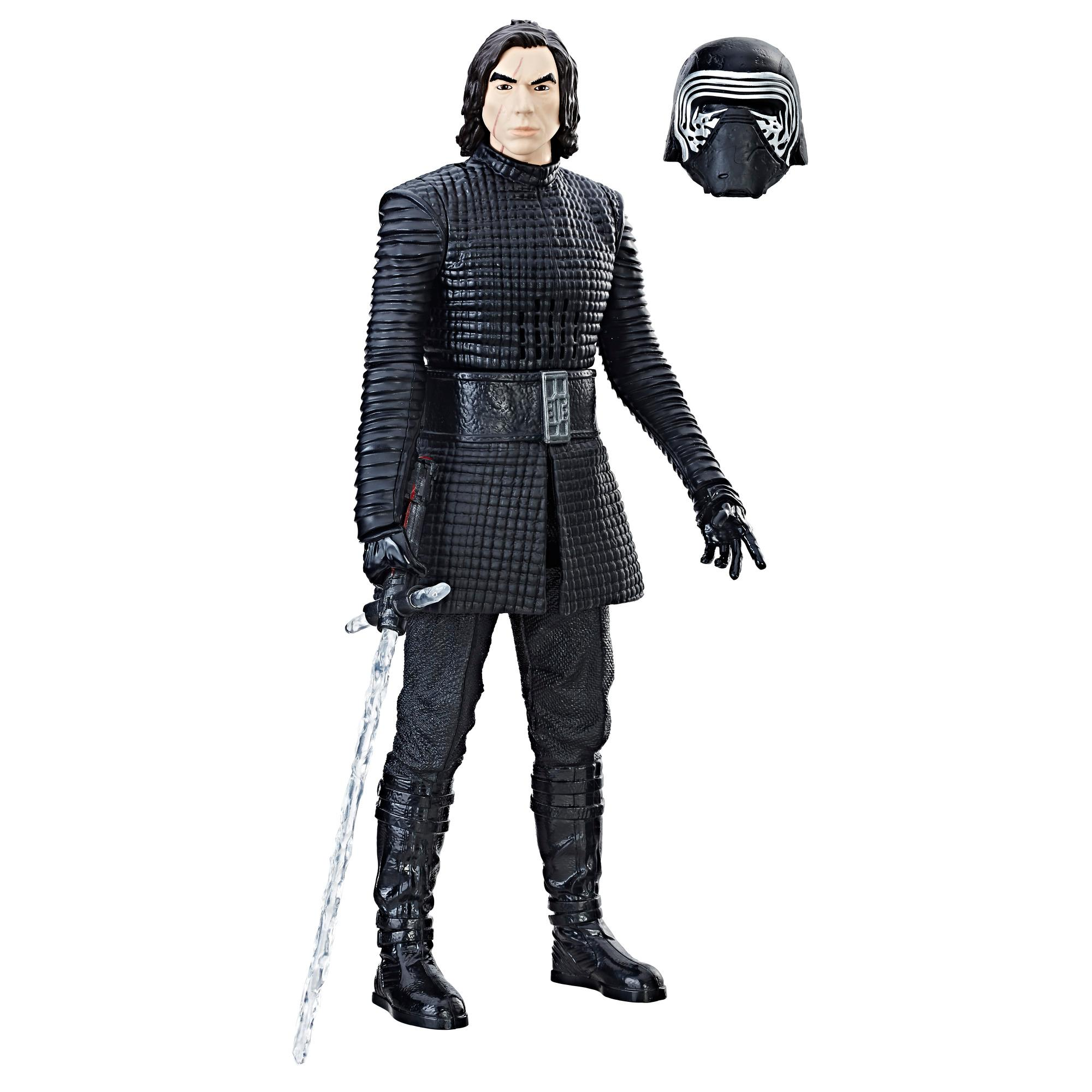 STAR WARS EPISODIO 8 FIGURA INTERATIVA