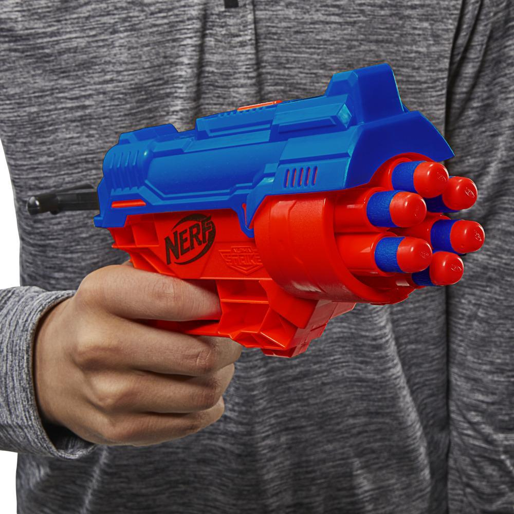 Nerf Alpha Strike Kit Missão Secreta