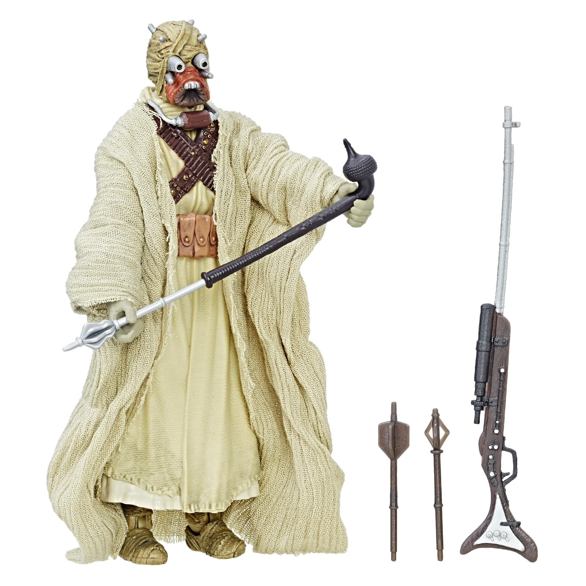 SW BL BLACK SERIES 15 CM 40TH ANN. FIGURES SAND PEOPLE