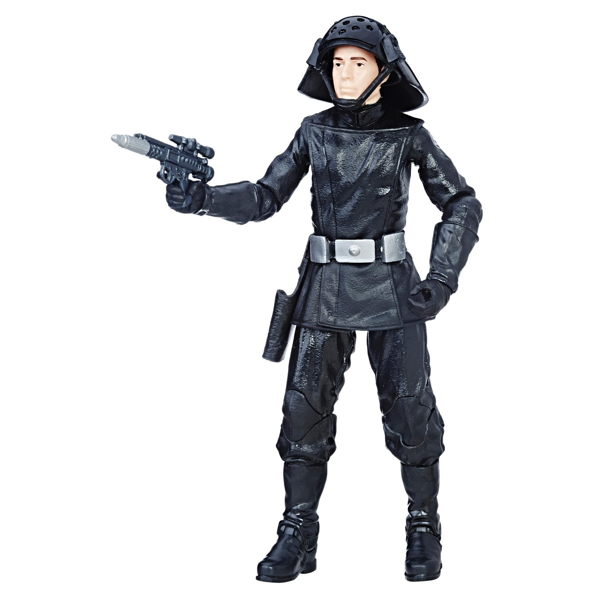 SW BL BLACK SERIES 15 CM 40TH ANN. FIGURES DEATH SQUAD COMMANDER