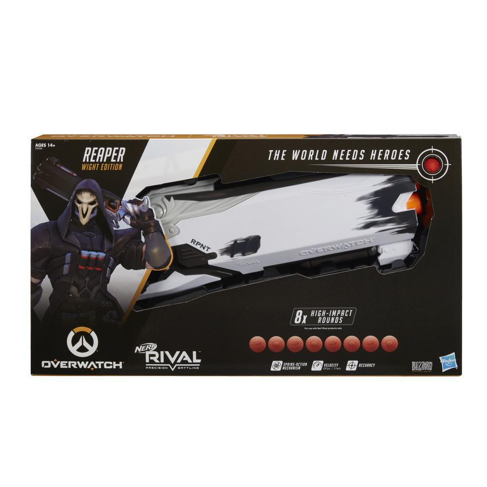 NERF RIVAL OVERWATCH LICORICE PACK 1