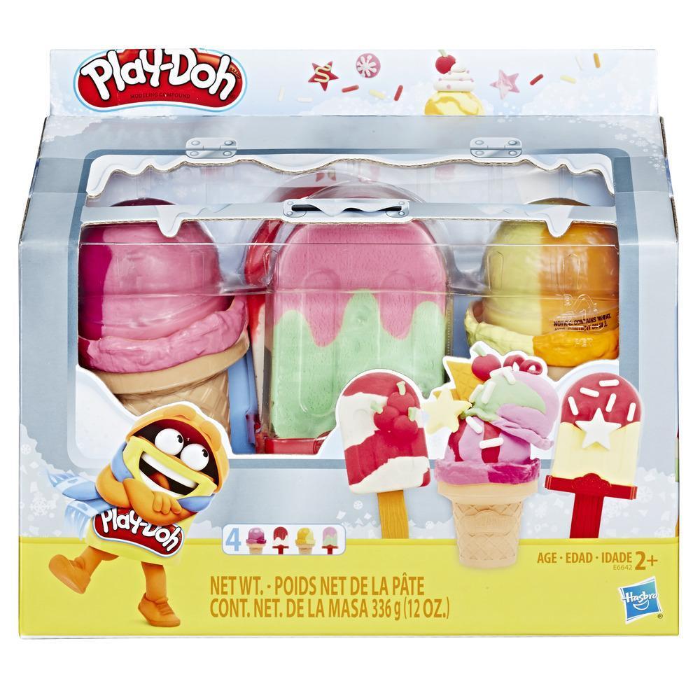 Play-Doh Gelados