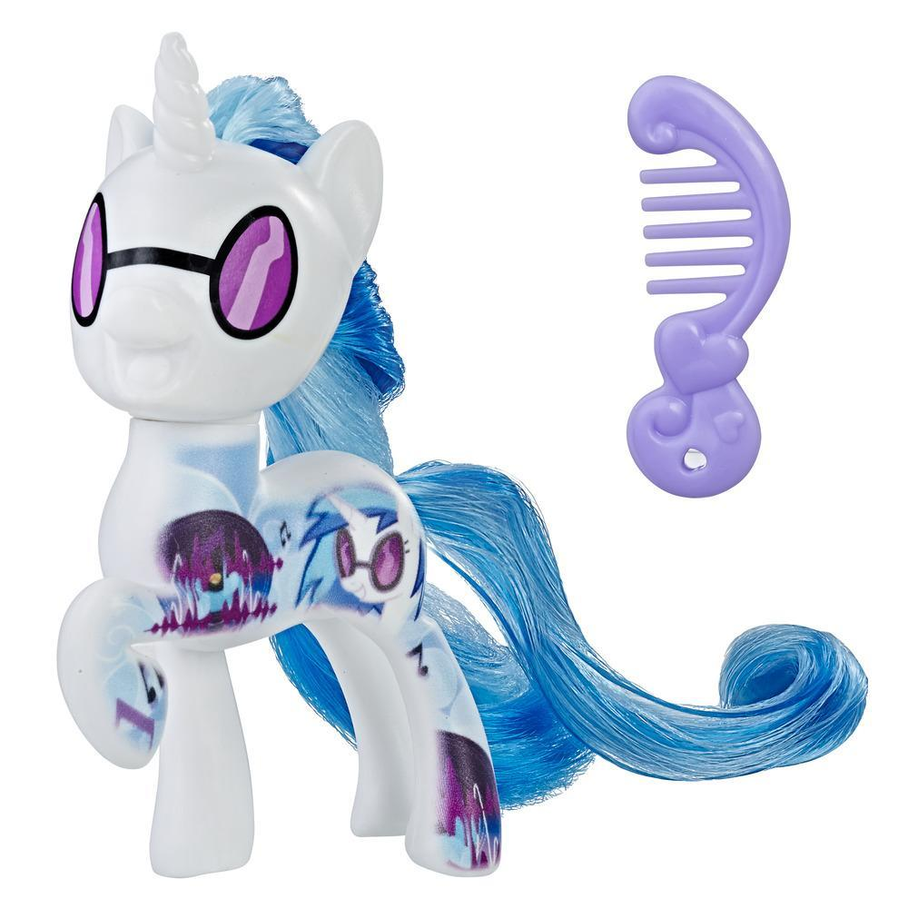 MY LITTLE PONY AMIGAS PONY DJ PON 3