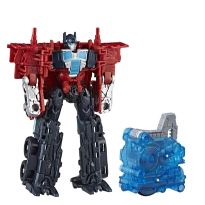 Transformers: Bumblebee -- Energon Igniters Power Plus Series Optimus Prime